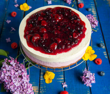 Berries Cheesecake