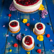 Berries Cheesecake_Mini